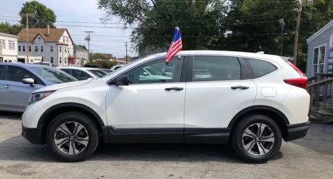 2018 Honda CR-V for sale at Top Line Import in Haverhill MA