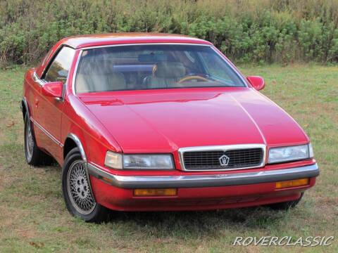 1989 Chrysler TC for sale at Isuzu Classic in Cream Ridge NJ