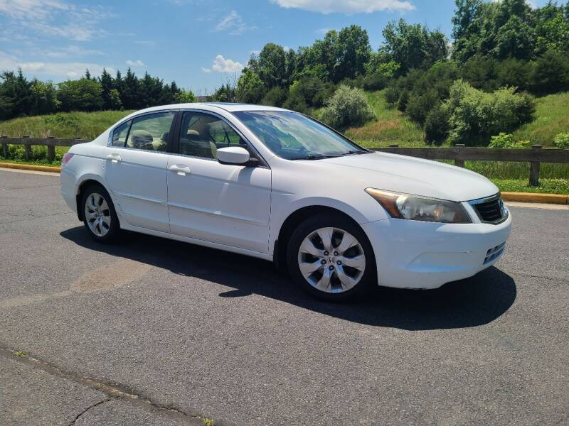2009 Honda Accord for sale at Lexton Cars in Sterling VA