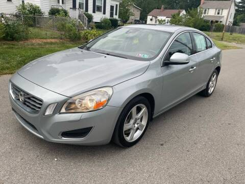 2013 Volvo S60 for sale at Via Roma Auto Sales in Columbus OH