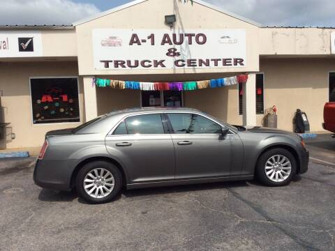 2012 Chrysler 300 for sale at A-1 AUTO AND TRUCK CENTER in Memphis TN