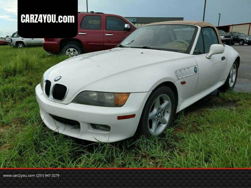 1998 BMW Z3 for sale at CARZ4YOU.com in Robertsdale AL