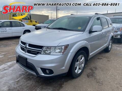 2012 Dodge Journey for sale at Sharp Automotive in Watertown SD