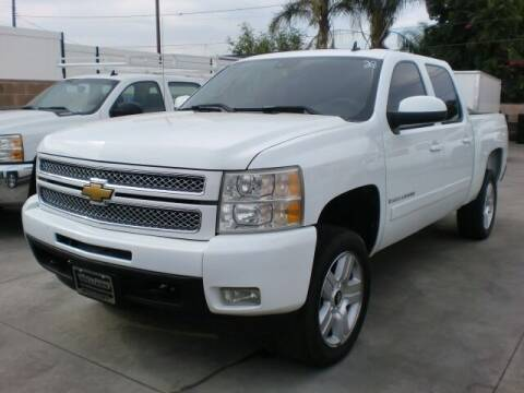 2007 Chevrolet Silverado 1500 for sale at Williams Auto Mart Inc in Pacoima CA