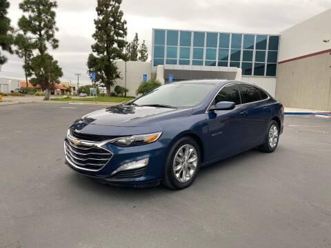 2019 Chevrolet Malibu for sale at Ideal Autosales in El Cajon CA
