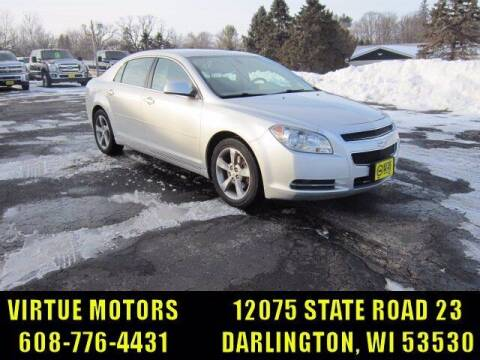 2011 Chevrolet Malibu for sale at Virtue Motors in Darlington WI