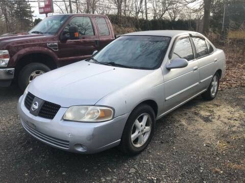 2004 Nissan Sentra for sale at Prime Auto LLC in Bethany CT