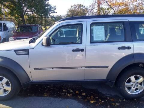 2007 Dodge Nitro for sale at Wilson Investments LLC in Ewing NJ