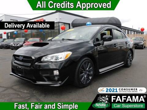 2017 Subaru WRX for sale at FAFAMA AUTO SALES Inc in Milford MA