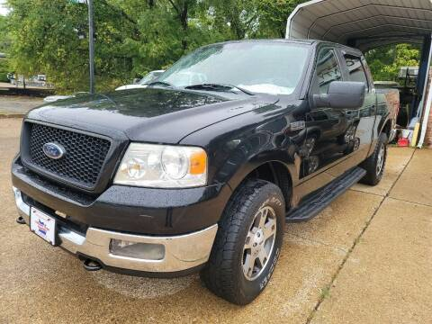 2005 Ford F-150 for sale at County Seat Motors in Union MO