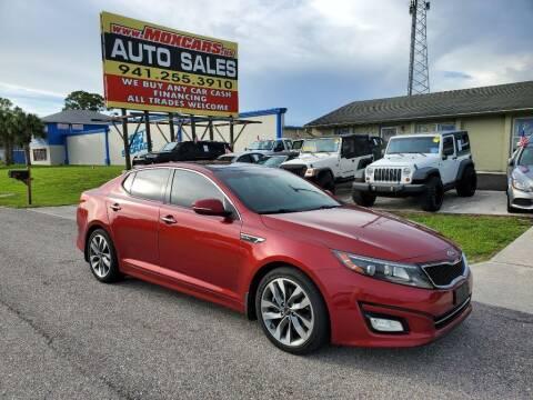 2014 Kia Optima for sale at Mox Motors in Port Charlotte FL