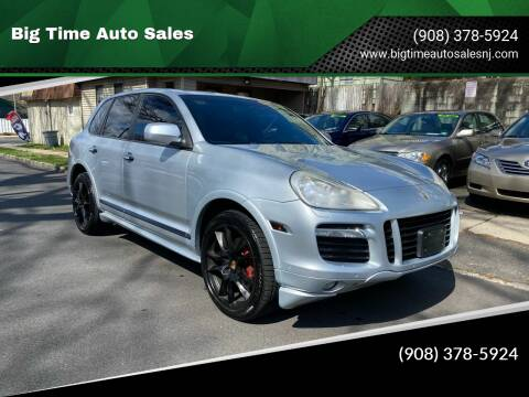 2009 Porsche Cayenne for sale at Big Time Auto Sales in Vauxhall NJ