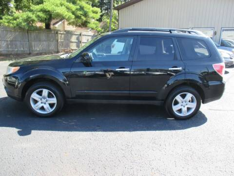 2010 Subaru Forester for sale at Home Street Auto Sales in Mishawaka IN