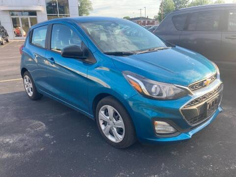 2020 Chevrolet Spark for sale at RABIDEAU'S AUTO MART in Green Bay WI