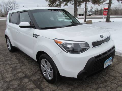 2016 Kia Soul for sale at Buy-Rite Auto Sales in Shakopee MN