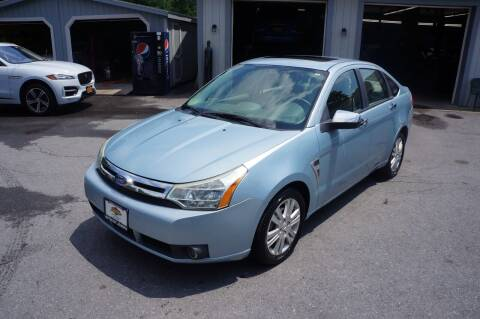 2009 Ford Focus for sale at Autos By Joseph Inc in Highland NY
