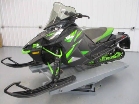 2018 Arctic Cat ZR 9000 Sno Pro (137) for sale at Road Track and Trail in Big Bend WI