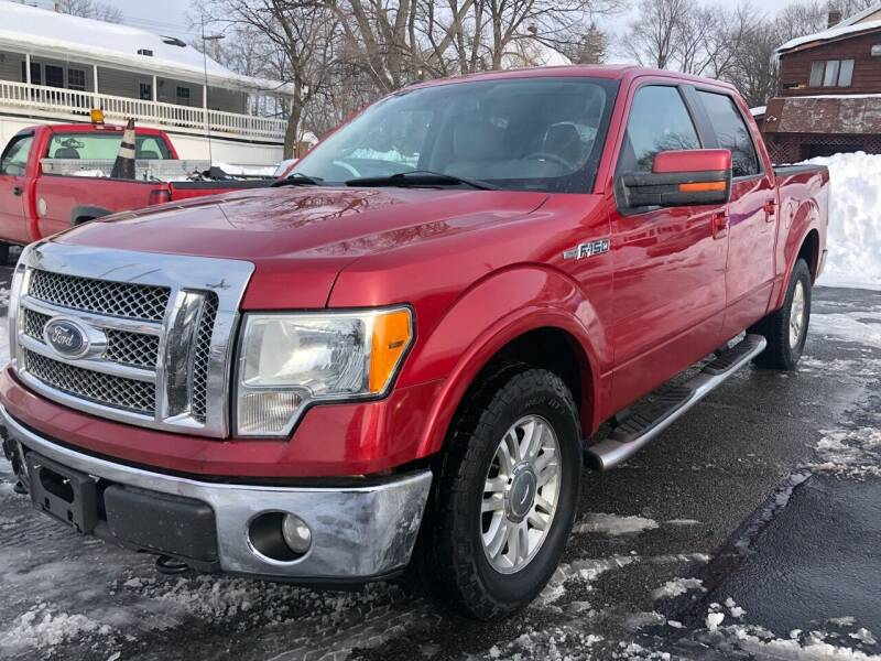 2010 Ford F-150 for sale at JB Auto Sales in Schenectady NY