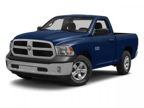 2013 RAM Ram Pickup 1500 for sale at HILAND TOYOTA in Moline IL