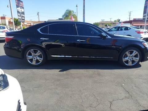2008 Lexus LS 460 for sale at Montebello Auto Sales in Montebello CA