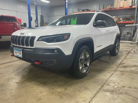 2019 Jeep Cherokee for sale at Southwest Sales and Service in Redwood Falls MN