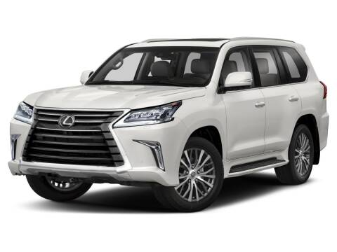 2021 Lexus LX 570 for sale at Mercedes-Benz of North Olmsted in North Olmstead OH