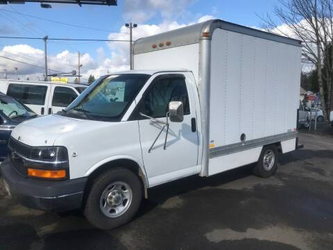 2004 Chevrolet Express Cutaway for sale at Chuck Wise Motors in Portland OR