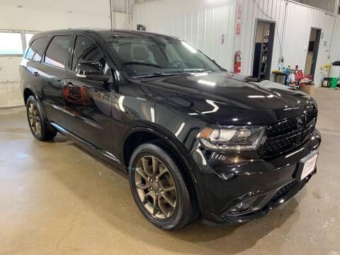 2017 Dodge Durango for sale at Premier Auto in Sioux Falls SD