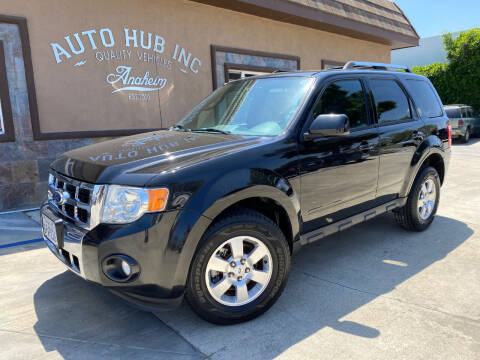 2011 Ford Escape for sale at Auto Hub, Inc. in Anaheim CA