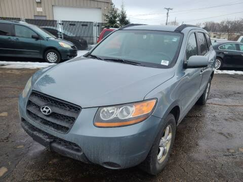 2008 Hyundai Santa Fe for sale at Steve's Auto Sales in Madison WI