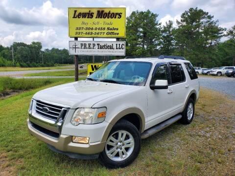 2010 Ford Explorer for sale at Lewis Motors LLC in Deridder LA