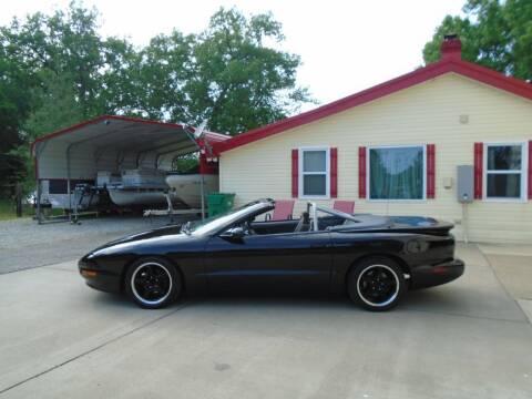 1997 Pontiac Firebird for sale at Bickel Bros Auto Sales, Inc in Louisville KY