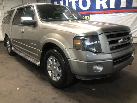2008 Ford Expedition EL for sale at Auto Rite in Cleveland OH