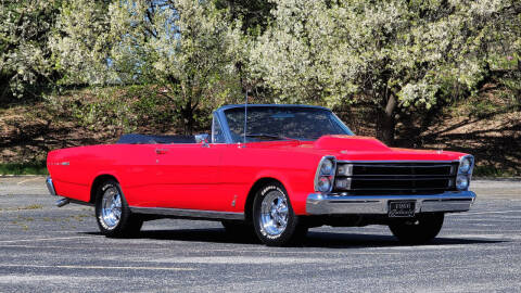 1966 Ford Galaxie 500 for sale at Rare Exotic Vehicles in Asheville NC