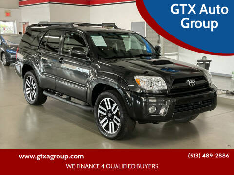 2007 Toyota 4Runner for sale at GTX Auto Group in West Chester OH