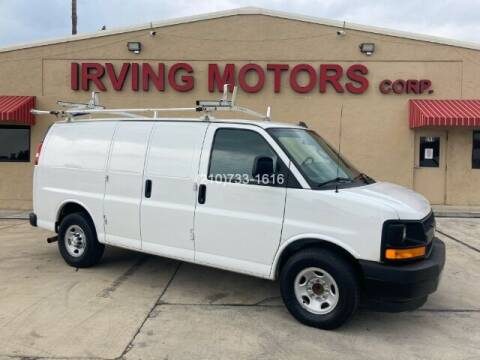 2017 Chevrolet Express Cargo for sale at Irving Motors Corp in San Antonio TX