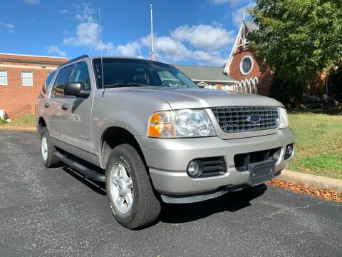 2005 Ford Explorer for sale at Automax of Eden in Eden NC
