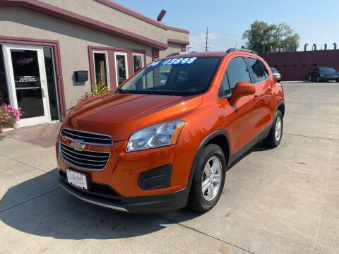 2016 Chevrolet Trax for sale at Sexton's Car Collection Inc in Idaho Falls ID
