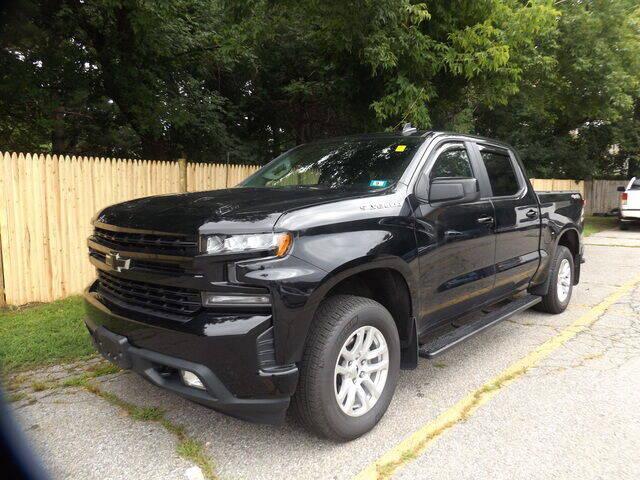 2020 Chevrolet Silverado 1500 for sale at Wayland Automotive in Wayland MA