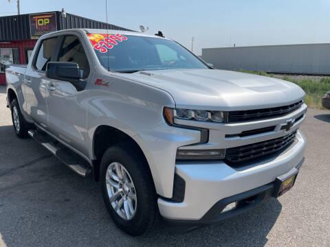 2020 Chevrolet Silverado 1500 for sale at Top Line Auto Sales in Idaho Falls ID