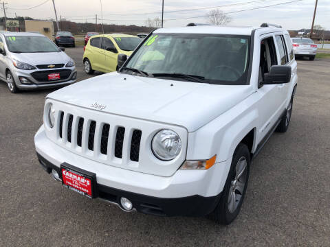 2016 Jeep Patriot for sale at Carmans Used Cars & Trucks in Jackson OH