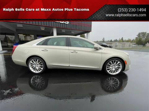 2014 Cadillac XTS for sale at Ralph Sells Cars at Maxx Autos Plus Tacoma in Tacoma WA