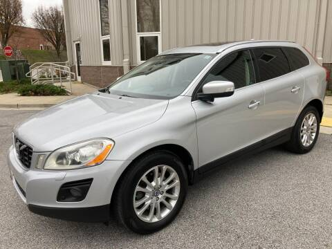 2010 Volvo XC60 for sale at AMERICAR INC in Laurel MD