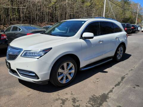 2016 Acura MDX for sale at GA Auto IMPORTS  LLC in Buford GA