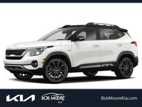 2022 Kia Seltos for sale at Bob Moore Kia in Oklahoma City OK