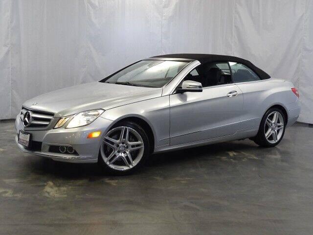 2011 Mercedes-Benz E-Class for sale at United Auto Exchange in Addison IL