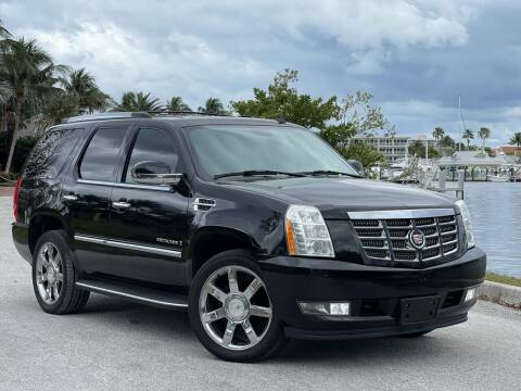 2008 Cadillac Escalade for sale at Citywide Auto Group LLC in Pompano Beach FL