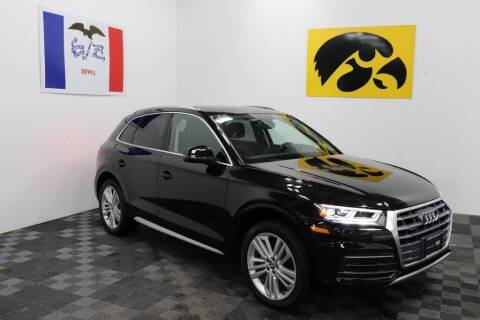 2018 Audi Q5 for sale at Carousel Auto Group in Iowa City IA