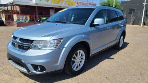 2013 Dodge Journey for sale at Fast Trac Auto Sales in Phoenix AZ