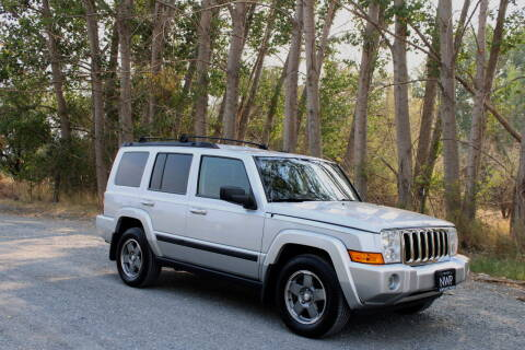 2008 Jeep Commander for sale at Northwest Premier Auto Sales in West Richland WA